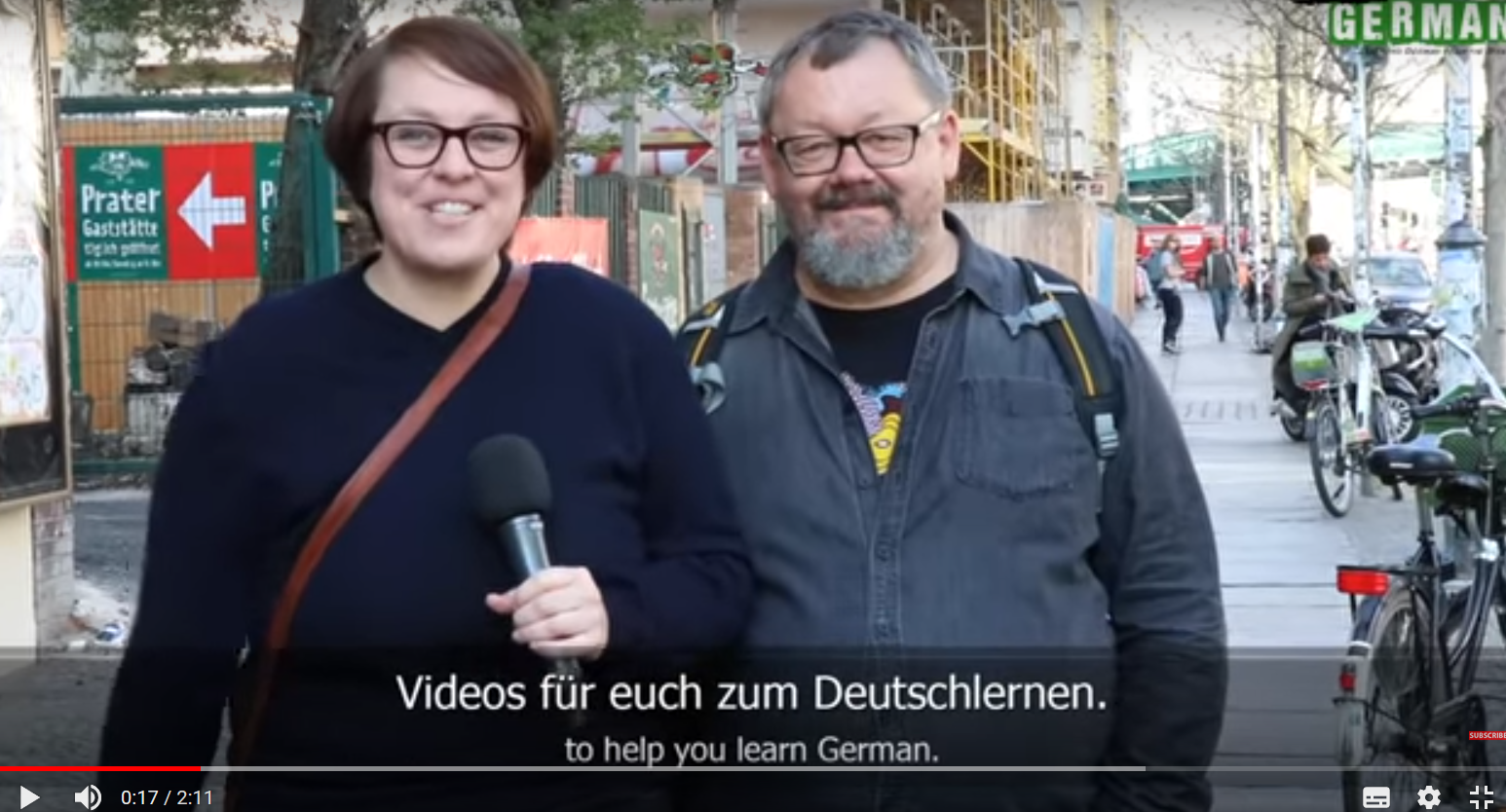 Screenshot Easy German